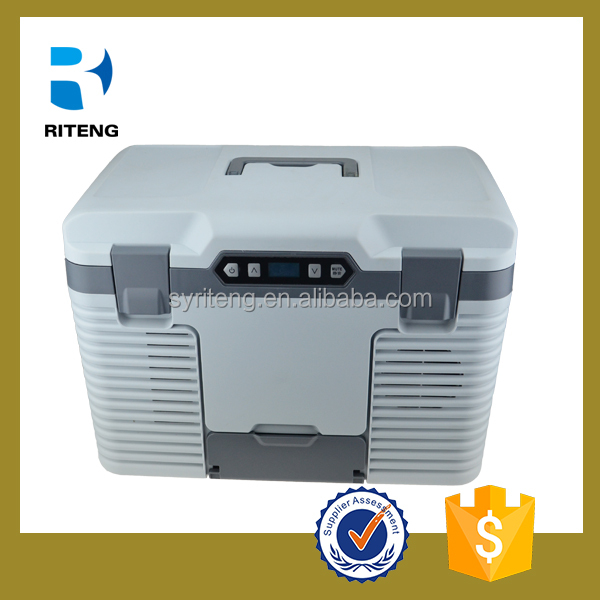 20Litre portable desktop fridge refrigerator cooler and warmer multifunction car freezer