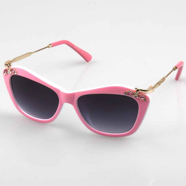 9c684a3eab Get Quotations · 2015 Unique Cat Eye Sunglasses Women brand designer  Glasses Diamond-Studded Mirror Oculos De Sol