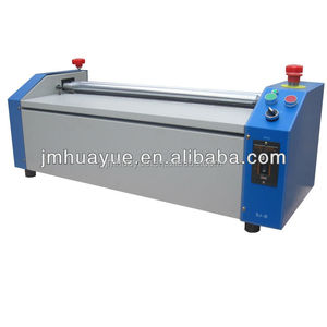 China Supplier SJ-B 650 fold box glue machine