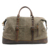 MBL003 Wholesale vintage waterproof canvas with leather duffle bag travel bags for men