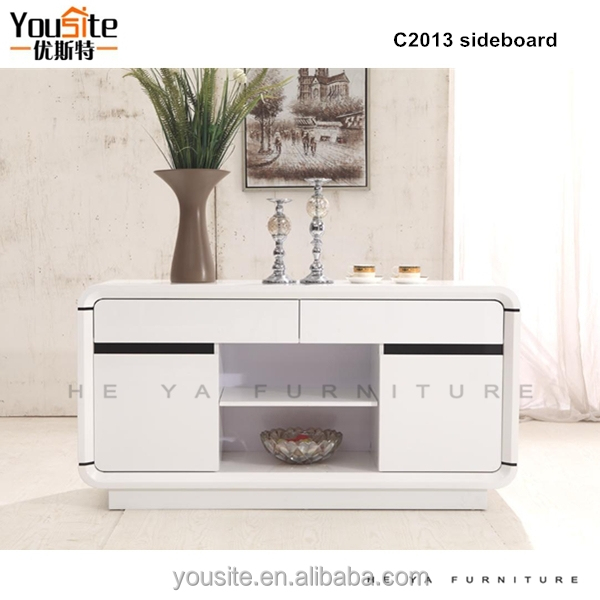 White Washed Oak Furniture White Glossy Bed Sideboard   Buy White Washed  Oak Furniture,Bed Sideboard,Sideboard Product On Alibaba.com