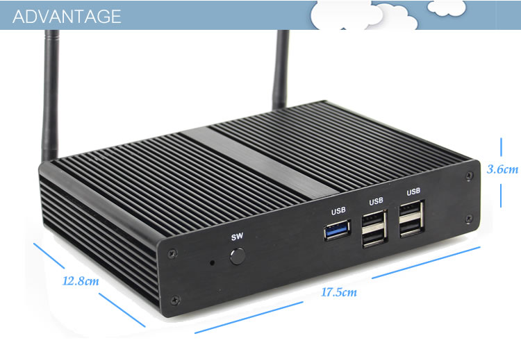 saving space high performance mini pc smallest computer