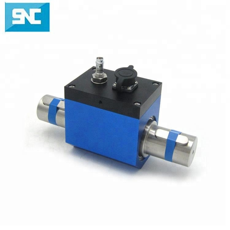 Cheap price Slip ring type Rotary torque sensor with speed measurement