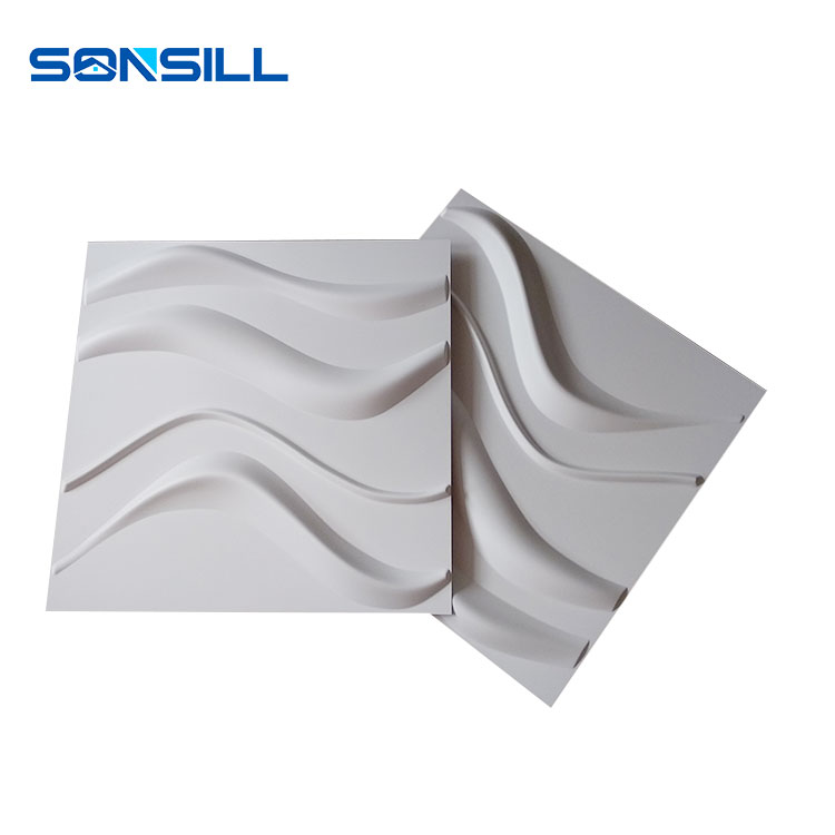Modern <strong>design</strong> 3d wall panel for interior decoration