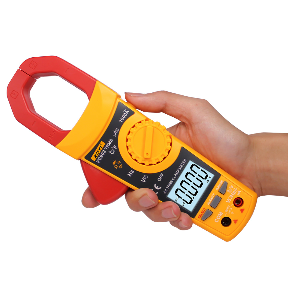 China Pocket Clamp Meter Manufacturers And Vu Suppliers On