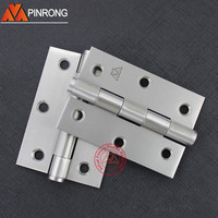85x60mm Solid Stainless steel special size loose pin door hinge