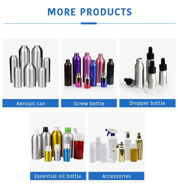 Schwarz Farbe Doppel Wand Kunststoff Kappen Für Aerosol Spray Flaschen Hersteller