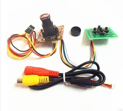 Arkbird Flight Control  Plug And Play With 700 Line CCD HD WDR Camera  FPV