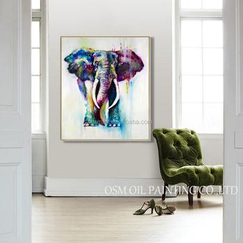 Nouvelle Conception Pop Art Peinture À Lu0027huile Pour Décoration Murale  Peinte à La Main