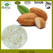 100% Pure Defatted Almond Flour, Apricot Seeds Powder