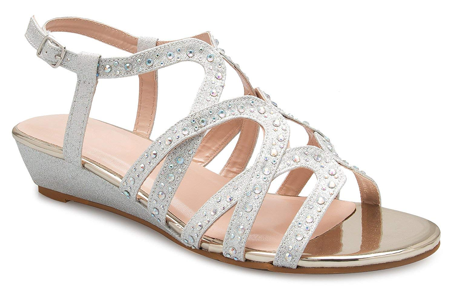 019be7920b3ad Cheap White Strappy Sandals Kitten Heel, find White Strappy Sandals ...