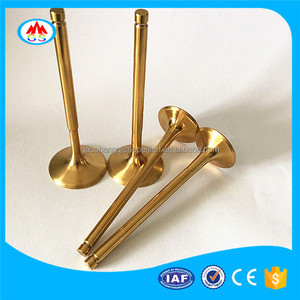 Spare parts For SUZUKI F10A F8A F8B G13 G13B G16B G10B F6A F5A Wholesale  Various Inlet exhaust Engine valve