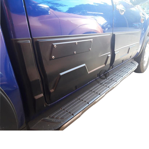 Aluminum Ranger 2016 2017 T7 wildtrak XLT Running Board Side Step Nerf Bar