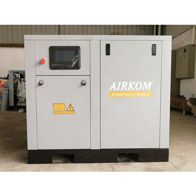 Stationaire 30hp/22kw Roterende Schroef Compressor