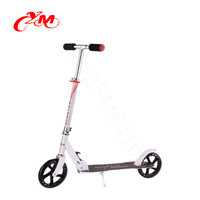2017 new arrival 2 wheels folding kids kick scooter with optional handlebar/Hot selling kid scooter/ full aluminum kick scooter