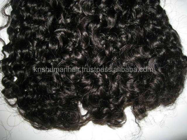 100% Virgin Indian Pure Curly