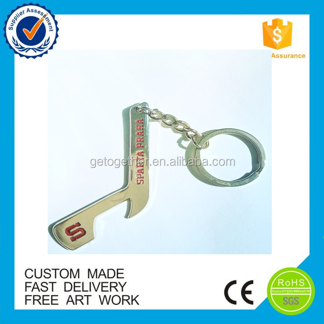China factory custom key ring Souvenir metal keychain