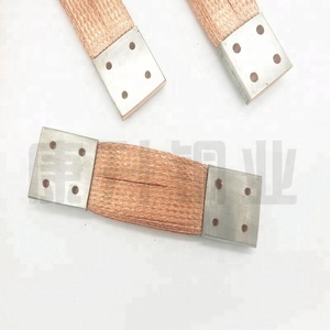 CMP 2000A flat copper braid flexible copper busbar