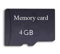 Taiwan wholesale cheap price micro memory sd card 4gb best quality