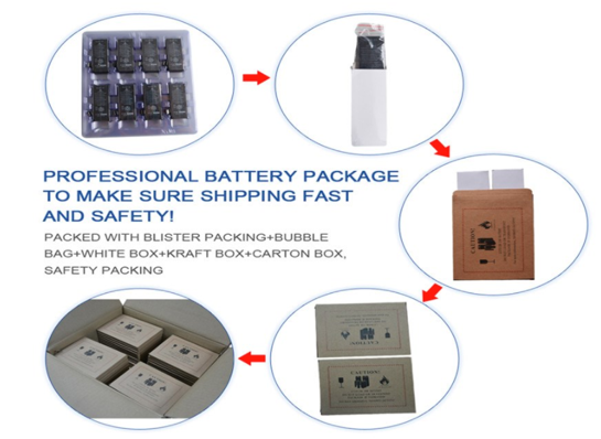 Shenzhen factory OEM 3200mAh lithium battery for samsung S5