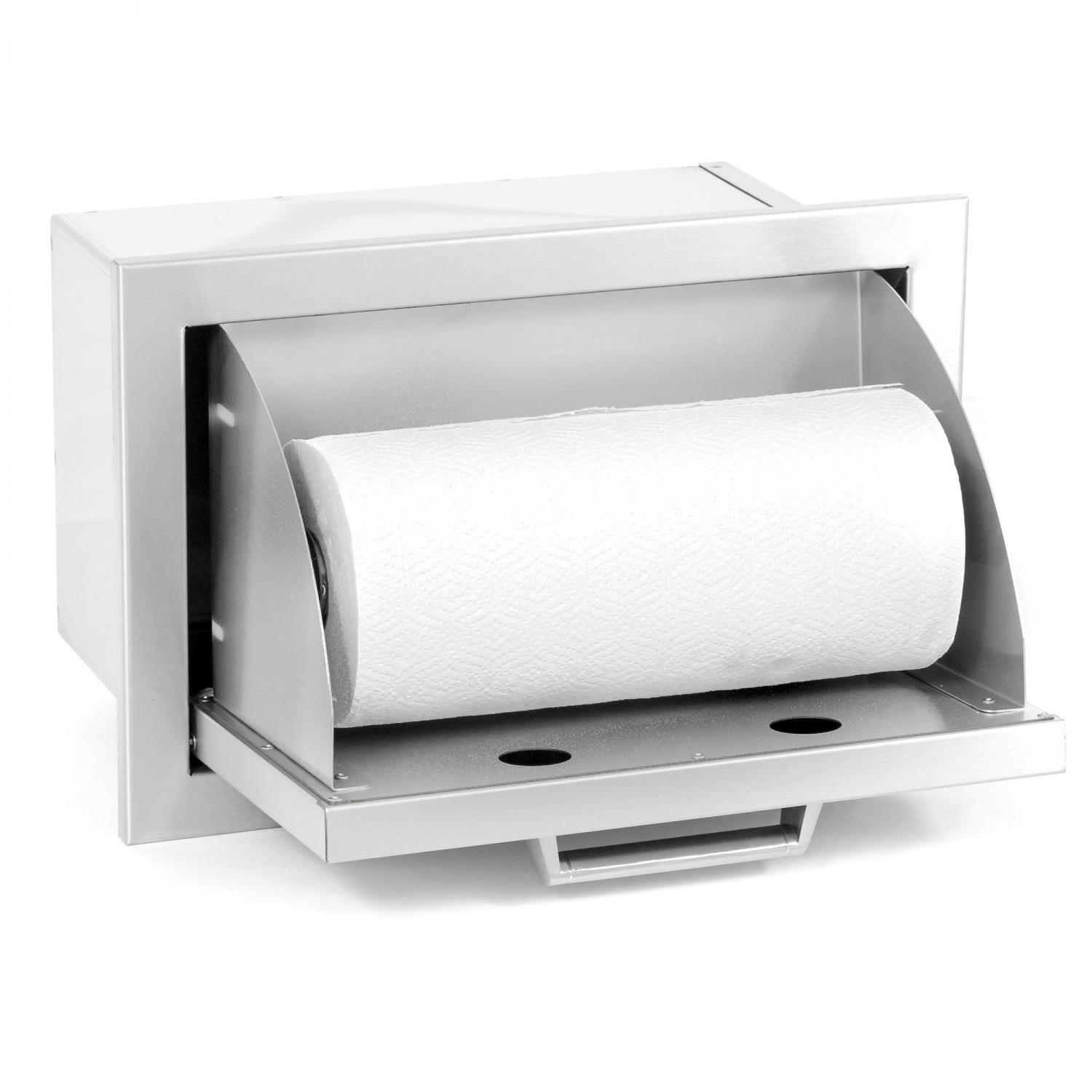 Bbqguys.com Sonoma Series 16-inch Stainless Steel Paper Towel Dispenser
