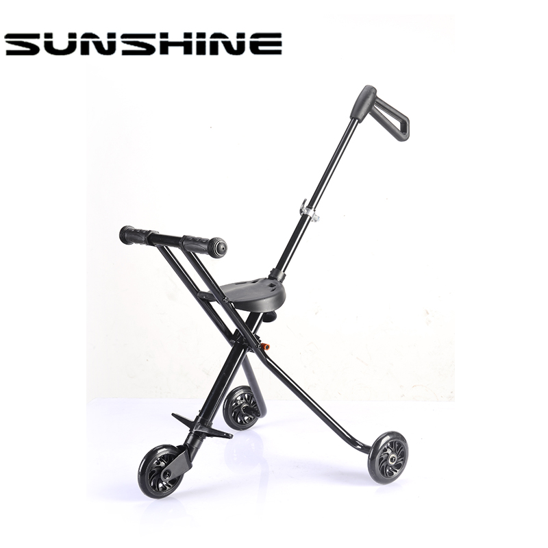 Wholesale Stock Baby Toddle Kids Child Tricycle Stroller toy scooter for kids
