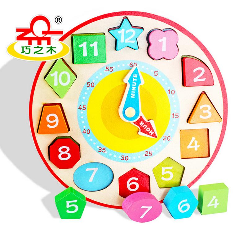 Enseignement Horloge Pour Enfants Promotion-Achetez des