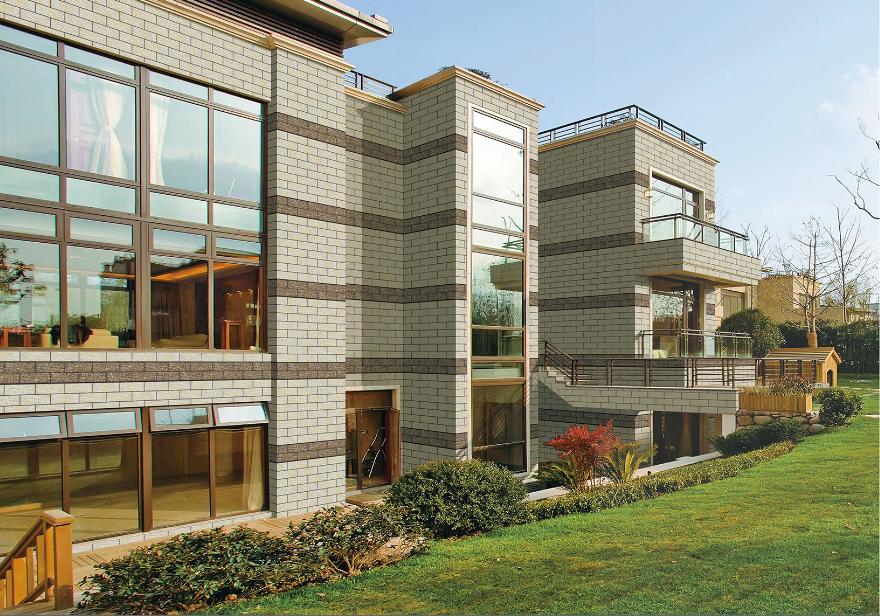 Heet verkoop huis exterieur wandtegels ontwerp buitenmuur tegels
