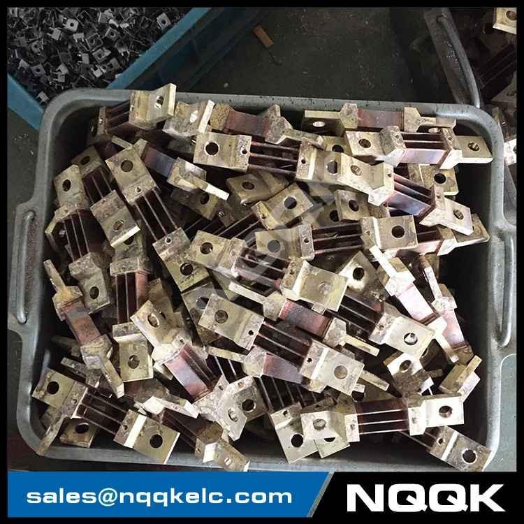 6 FL-US USA type 500A 50mV DC Electric current Shunt Resistors.JPG