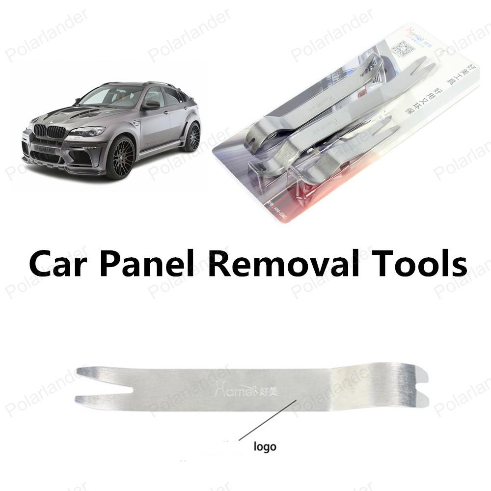 Высокое качество 2016 горячая распродажа комплект инструментов автомобилей панель удаления инструмента-автомобилей ремонт комплект инструментов 3 шт./компл.