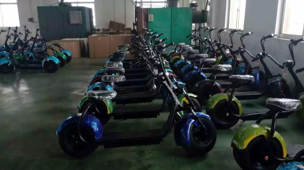 2018 BEST SELLER 2000W electric scooter 1000W citycoco scooter with best factory price