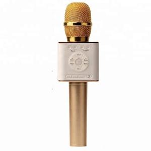 Chinese Karaoke Machine tosing Karaoke Mic Mixer Echo Wireless Microphone