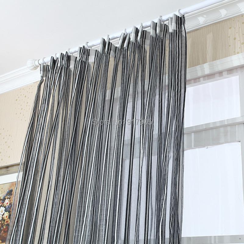 gardinen deko gardinen schwarz wei silber gardinen dekoration verbessern ihr zimmer shade. Black Bedroom Furniture Sets. Home Design Ideas