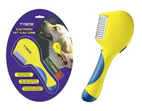 Electronic Pet Flea Comb