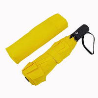 Custom Windproof compact travel foldable umbrella wholesale