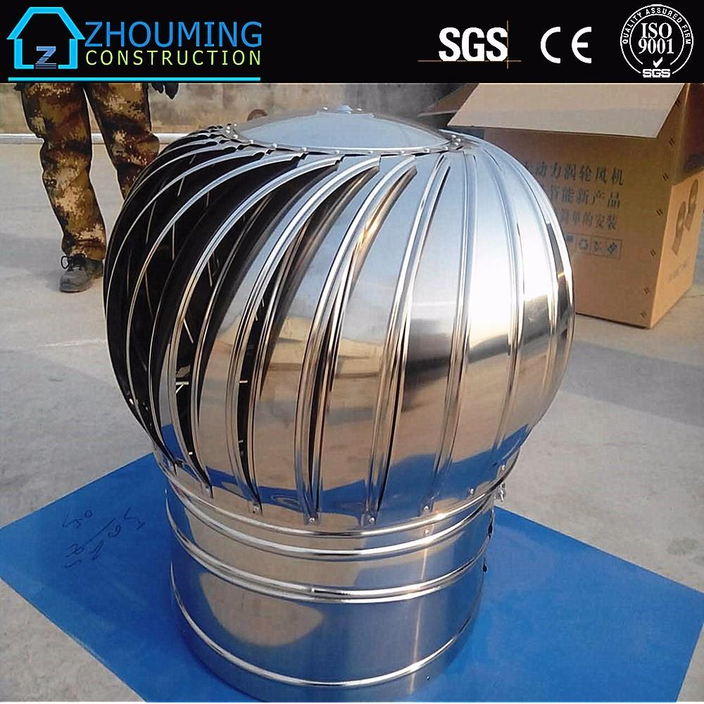wind driven turbine air ventilator/roof fan exhaust fan/roof fan