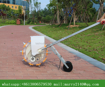 Multi Function Hand Push Corn Seeder Manual Grain Planting Machine