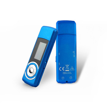 BSCI factory MP3 player with screen, USB drive MP3 player support TF card 1-16G