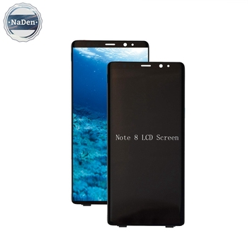 Note 8 N9500 Full View 6.3 Inch  Big Panel For Samsung Galaxy Note 8 N9500  Lcd Display Screen Replacement With Frame Assembly