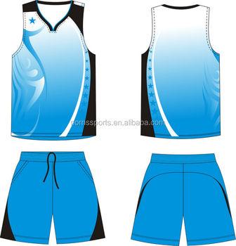 2015 Season Free Design Basketball Uniform Jersey