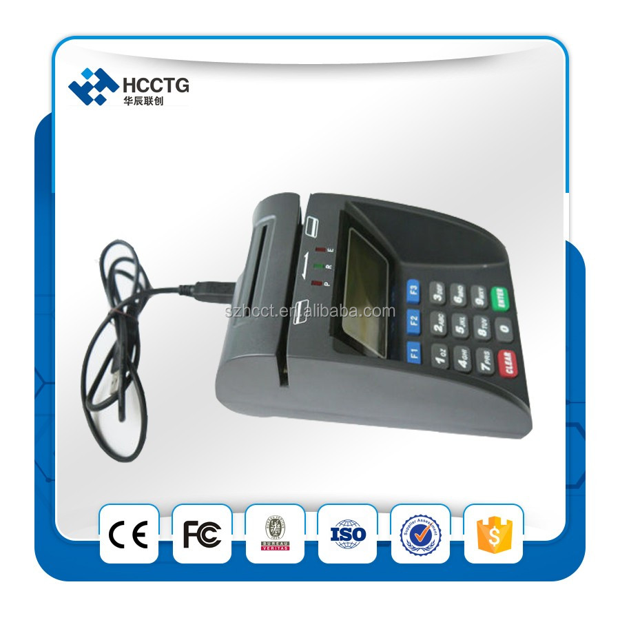 multi-fuction payment terminal HCC890