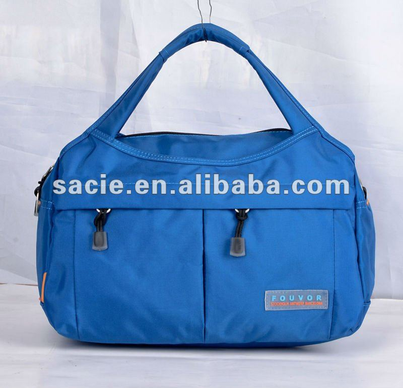 Fashion Micro fiber ladies hand bag