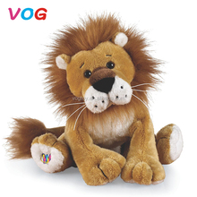 VOG fabriek prijs custom pluche bos dier licentie <span class=keywords><strong>leeuw</strong></span> olifant bear knuffels
