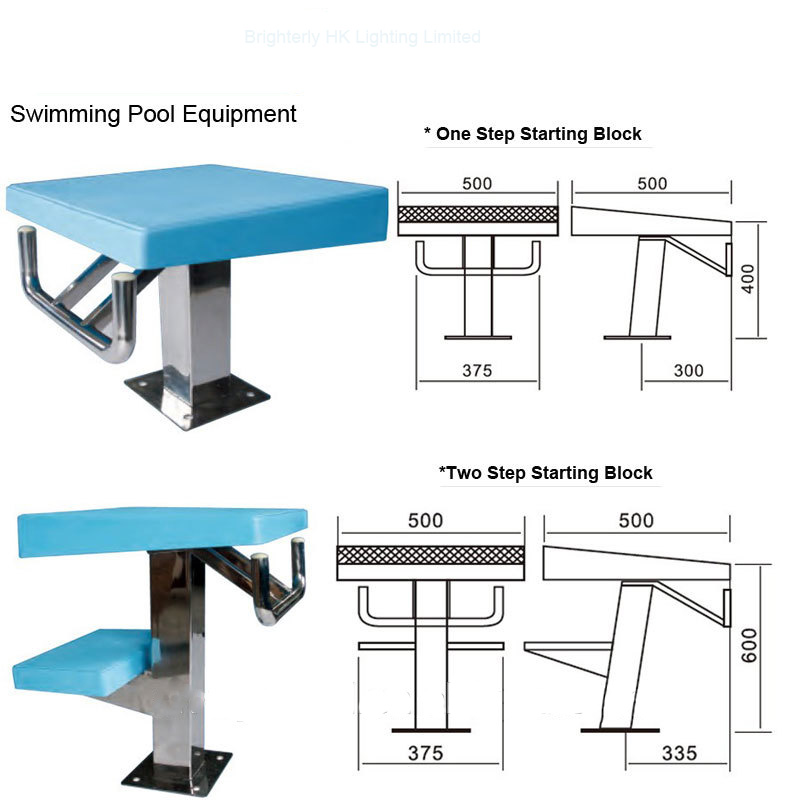 307b8a5225e Swim Diving Platform Board Swimming Pool Starting Block