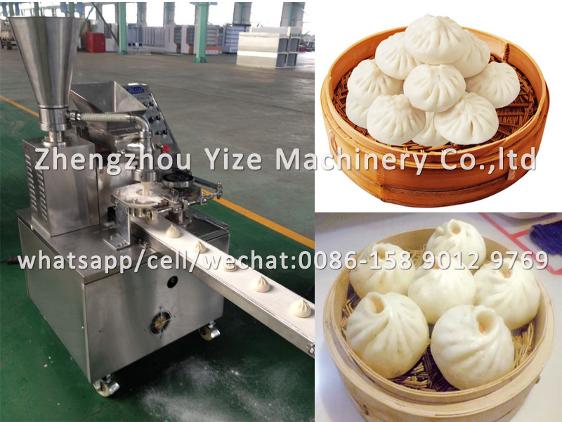 Steamed stuffed bun machine,chinese baozi making machine