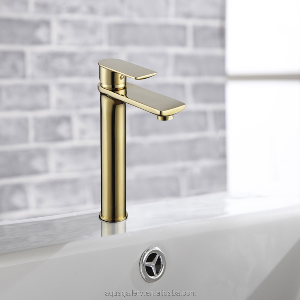 Gold Plated Bathroom Faucet, Gold Plated Bathroom Faucet Suppliers ...