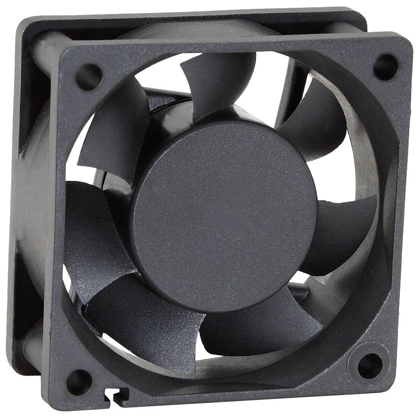 60x60x25mm 60mm cooling waterproof 9 volt dc fan