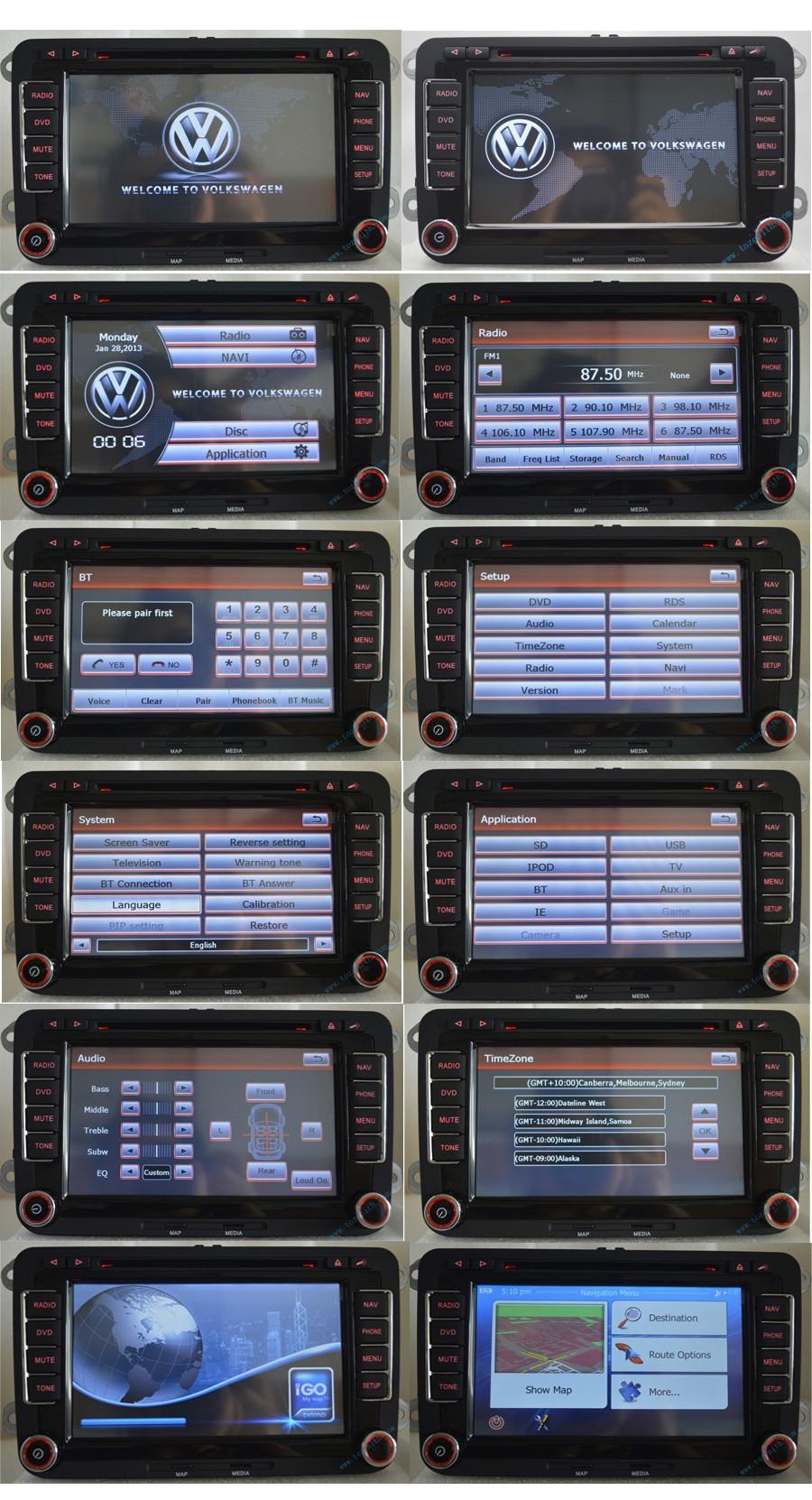 VWVortex com - FS: Zenith RNS-510 clone - very nice plug and
