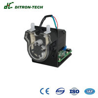 Hot selling machine grade electric power discount dc 12v motor peristaltic pump for milk vending