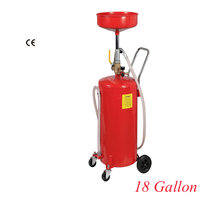<span class=keywords><strong>Olio</strong></span> Rifiuti Drainer Ascensore <span class=keywords><strong>Serbatoio</strong></span> 18 Galloni <span class=keywords><strong>di</strong></span> Plastica scolapiatti per garage equipment